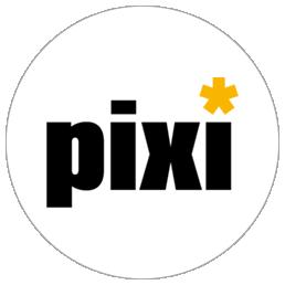 Pixi* Logo